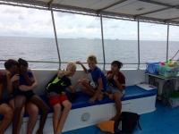 Skolresa Snorkling Koh Haa 13