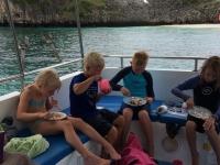 Skolresa Snorkling Koh Haa 4