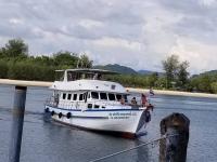 Skolresa Snorkling Koh Haa båten