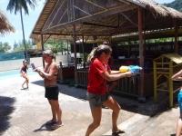 Songkran vattenkrig 2