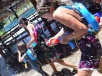Songkran vattenkrig 4