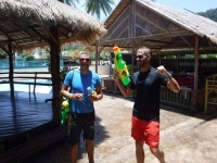 Songkran vattenkrig 8