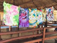 Storsamling Batik färdiga linnen och t-shirts 4