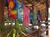Storsamling Batik färdiga linnen och t-shirts