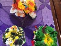 Storsamling Batik knytet 2