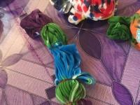 Storsamling Batik knytet 3