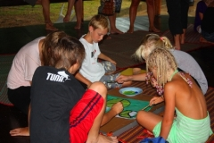 Augusti 2011 Lanta - skolan