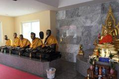 Guld på statyer