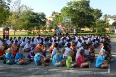 Besök på Saladan school 2013 Lanta
