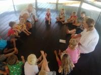 Förskolan gör sig redo för rörelse.