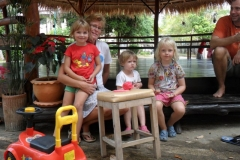 Januari 2012 Lanta - förskola och barnklubb