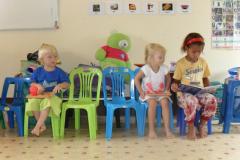 Maj 2012 Lanta - förskolan och barnklubb