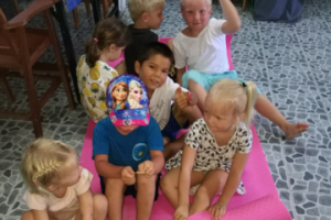 Mars 2020 Lanta - Förskoleklass, förskola och barnklubb