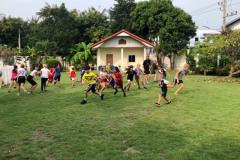 November 2019 Hua Hin - skola och förskola