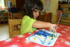 Oktober 2011 Lanta - förskola och barnklubb