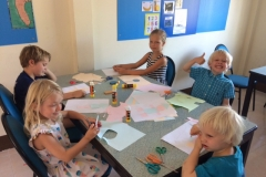 Oktober 2017 Lanta - förskola, förskoleklass och barnklubb