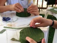 Thai-tema Loy kratong Storsamling (1)