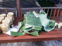 Thai-tema Loy kratong Storsamling (3)