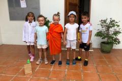 September 2019 Hua Hin - skola och förskola